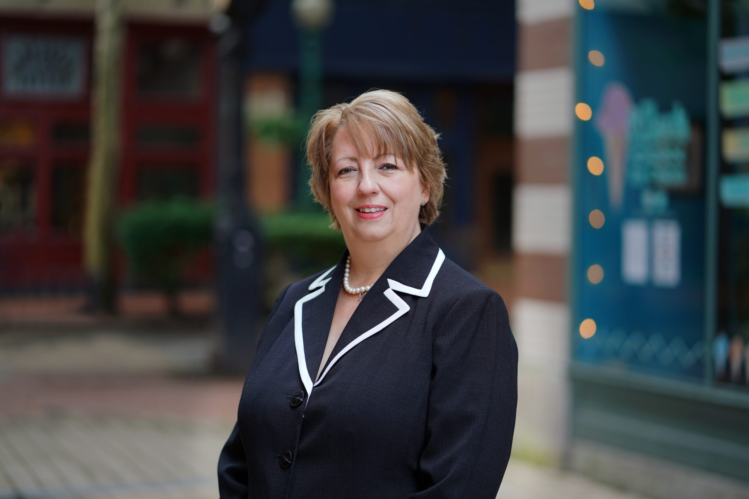 Headshot of Amy Daniel, CEO of Home Health & Hospice