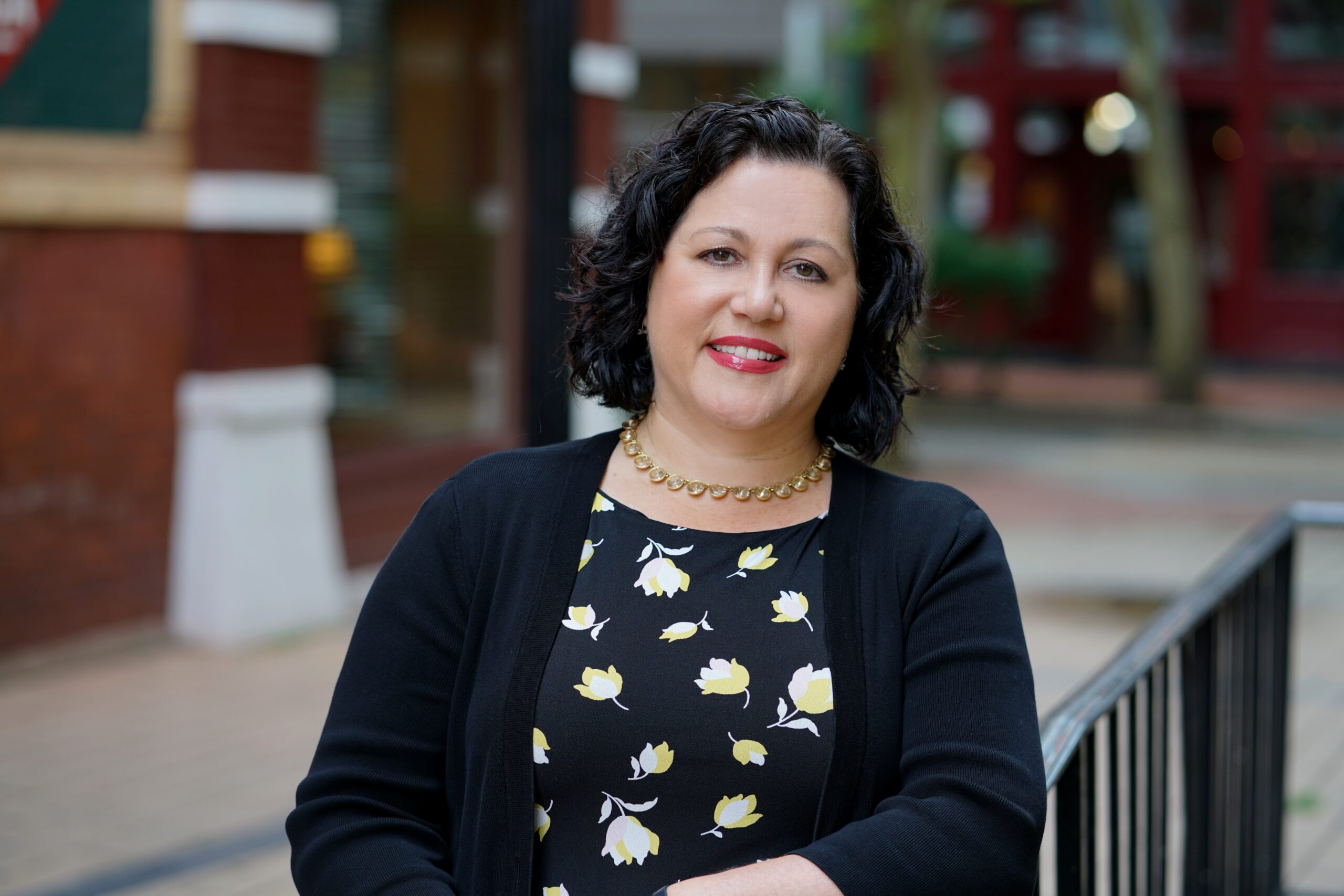 Headshot of Beth Nesselrodt, Stonerise Vice President of Human Resources