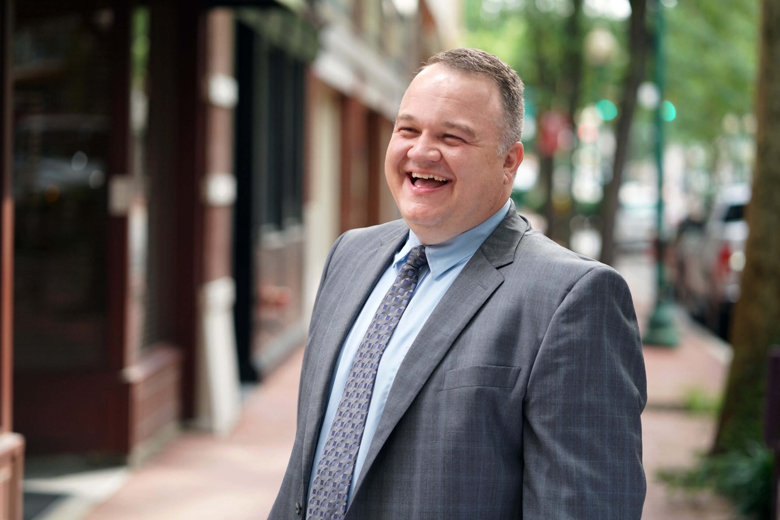 Headshot of BJ Evans, Stonerise Chief Information Officer
