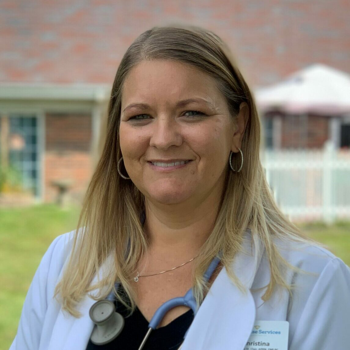Headshot of Christina, Stonerise Family Nurse Practitioner