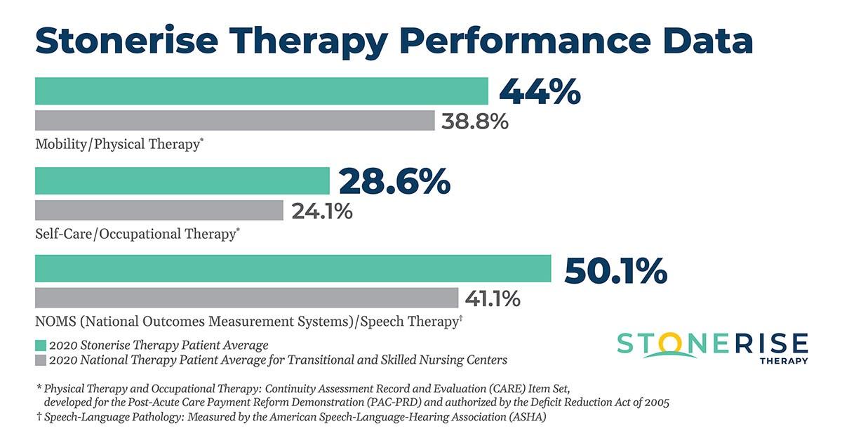 Stonerise Therapy Data