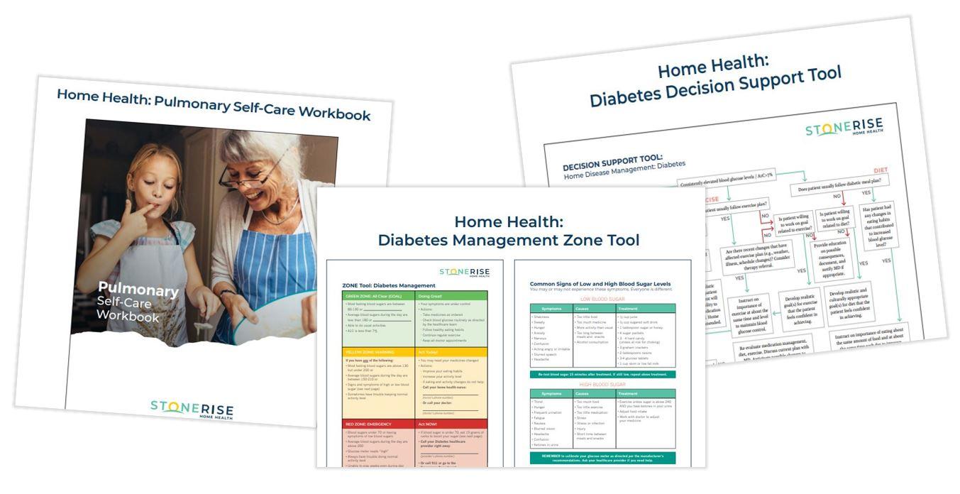 stonerise home health workbook